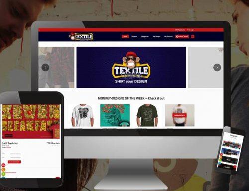 Mein eigener Online-Shop